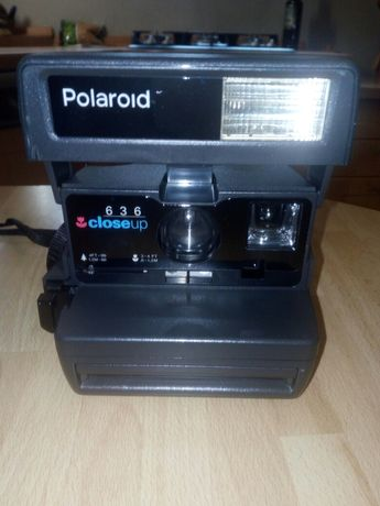Aparat Polaroid 636
