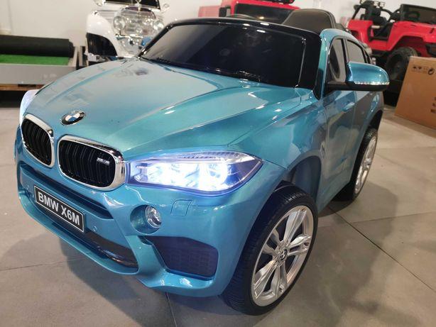 BMW X6 auto autko autka samochód samochodzik na akumulator zabawki