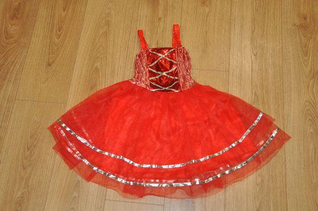 księżniczka, sukienka, czerwony kapturek, strój na bal karnawałowy