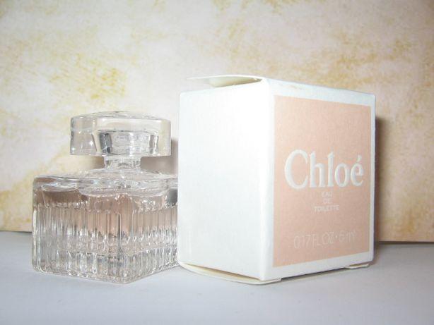 Chloe Eau de Toilette Chloe, миниатюра 5 мл в коробочке