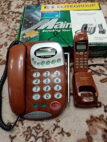 Радио телефон 2 трубки
