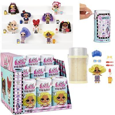Капсула Lol Hairgoals с волосами, кукла,капсула MGA. Оригинал. В налич