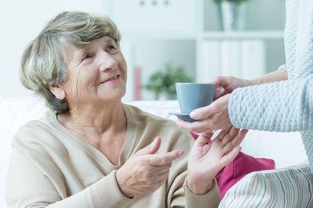 Жильё за уход, уход за пожилым человеком, досмотреть пенсионера.