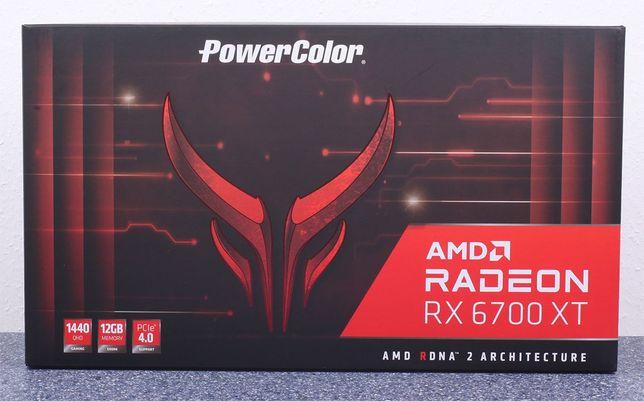 Power Color RX 6700 XT Red Devil 12 Gb