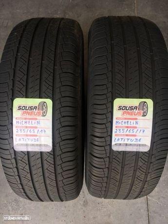 2 pneus semi novos Michelin 235/65/17 - Oferta dos portes