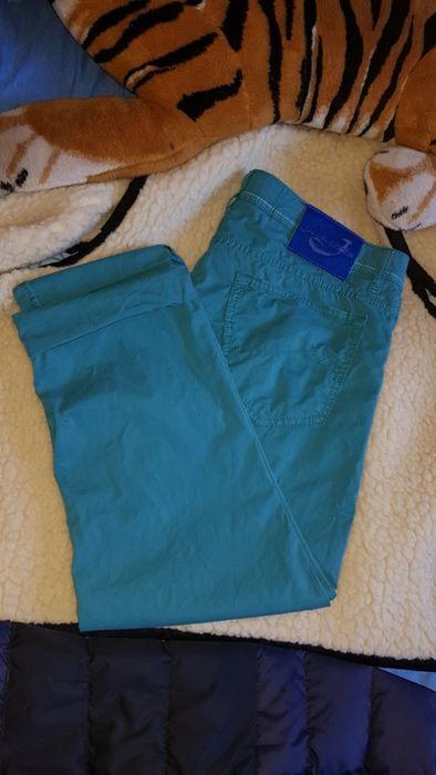 Jacob Cohen штаны джинсы burberry gucci fendi Первомайский - изображение 1