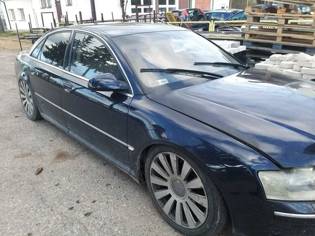 Audi a8 d3 3.7 b na czesci