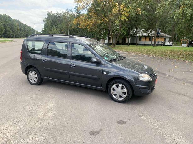 Продам Dacia Logan MCV 1.6 бензин 8v 2010г.в.