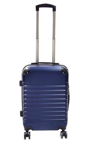 M1207 Walizka podróżna kabinowa mała M do samolotu lekka i solidna ABS