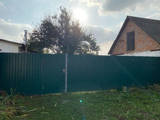 Будинок та 10 соток землі село Заворичі