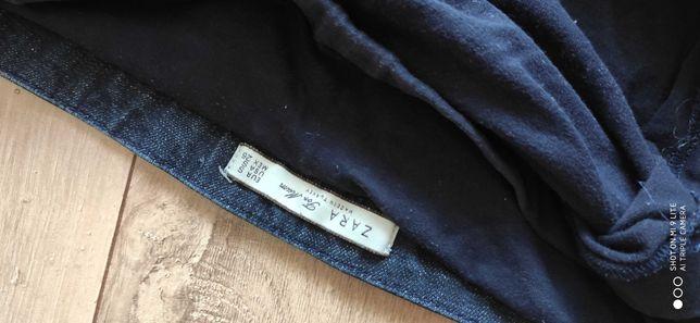 Spodnie ciążowe Zara oddam za 3 paczki husteczek dla dzieci