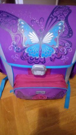 tornister, plecak szkolny, zdrowe plecy, lekki
