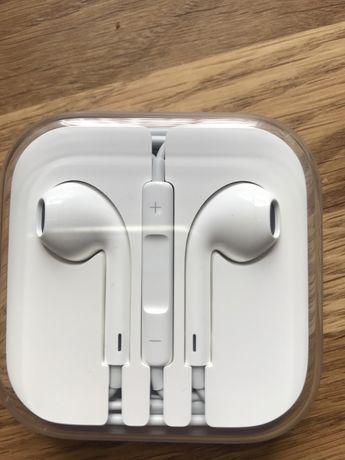 Słuchawki iphone orginał