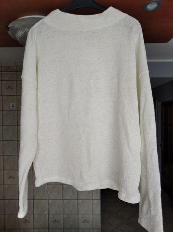 Sweterek orsay ecru