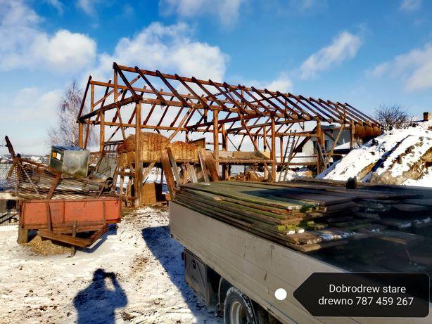 Rozbiórki rozbiórka stodol stodola wymiany desek stodoły stare belki