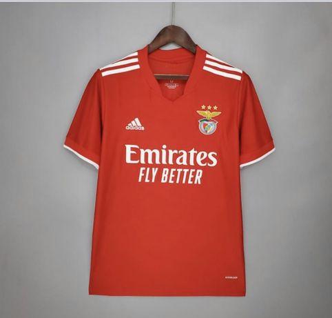 Camisolas 21/22 SL Benfica SLB