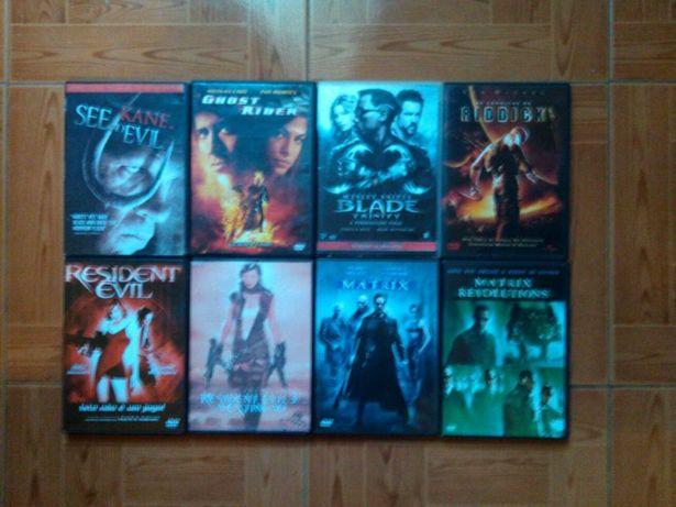 Filmes em dvd