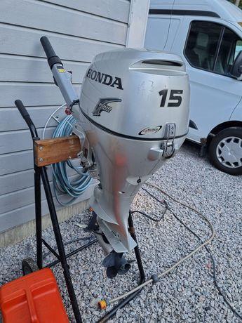Silnik zaburtowy Honda 15 2009 rok stopa s elektrostart