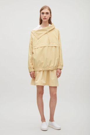 COS kurtka bluza top zółta rozm 36