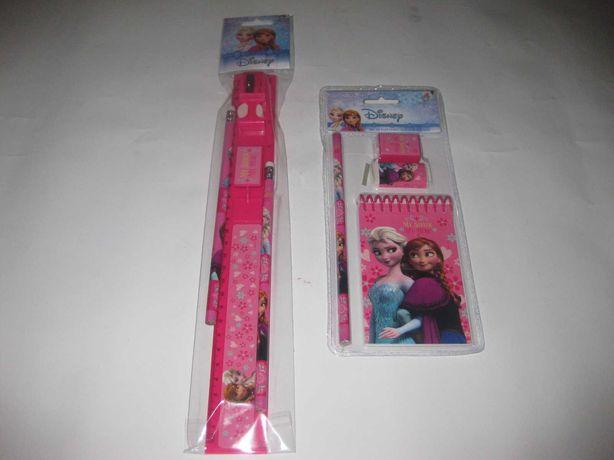 """2 Kits Escolares do """"Frozen"""" Selados!"""