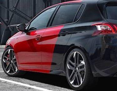 """Jantes Peugeot GTI 18"""" 5x108 novas na caixa"""