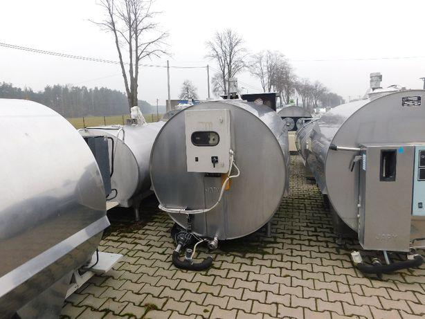 Zbiornik do mleka japy 3500 litrów