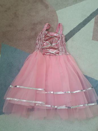 Strój,bal sukienko body i sukienka plus uszka :)