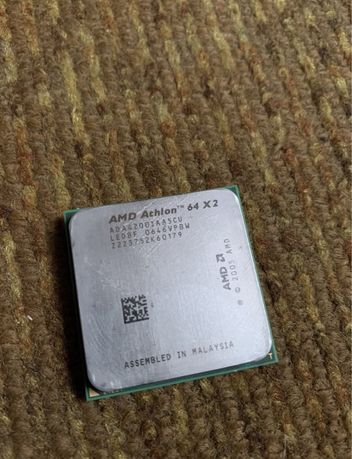 Процессор amd athlon 64 x2 с кулером