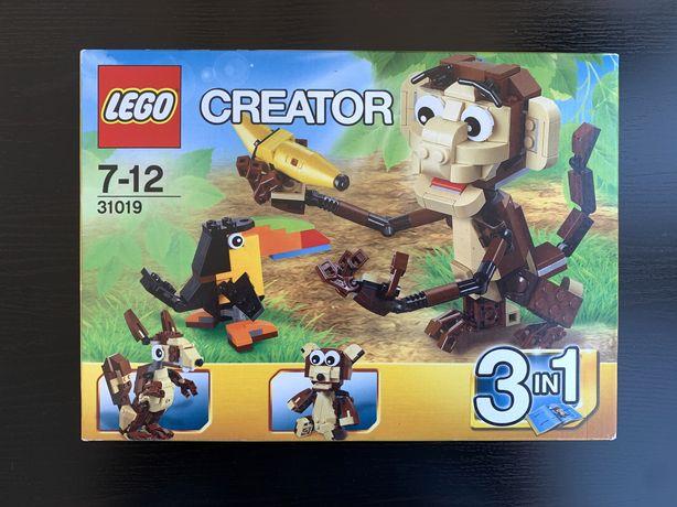 Lego Creator 31019 Forest Animals