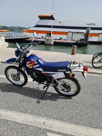 Yamaha dt 50 lcd