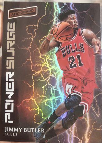 Karty NBA bulls pippen rodman magic