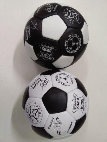 Мяч футбольный  новый ручная работа кожа