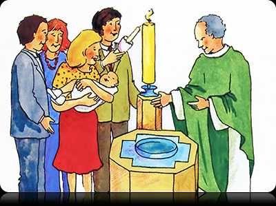 Zaśwaidczenia  dla Rodzicow Chrzestnych