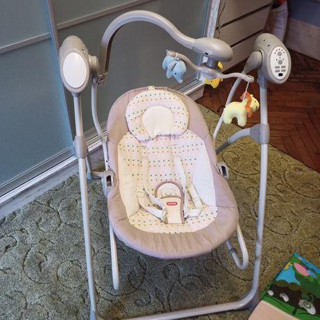 Carrello Nanny детская кресло качель