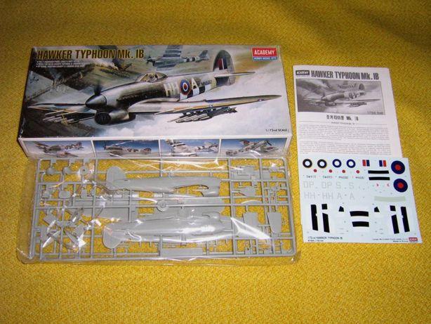 Typhoon Mk.Ib 1/72 Academy