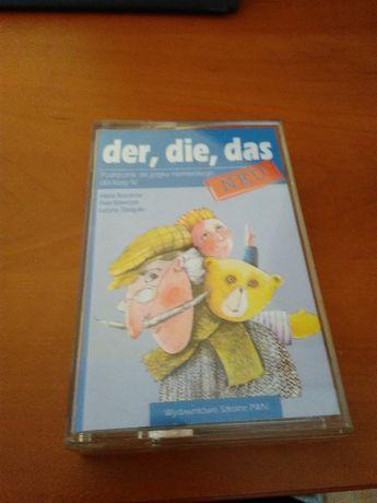 Der, die, das NEU - Kaseta - Jęz. niemiecki