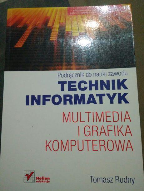 Technik informatyk. Multimedia i grafika komputerowa