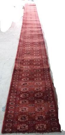 Carpete estilo persa de 8,60m X 0,65m