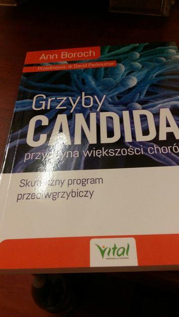 Sprzedam książkę Grzyby candida