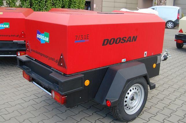 Sprężarka kompresor DOOSAN 3m3/min - 7bar