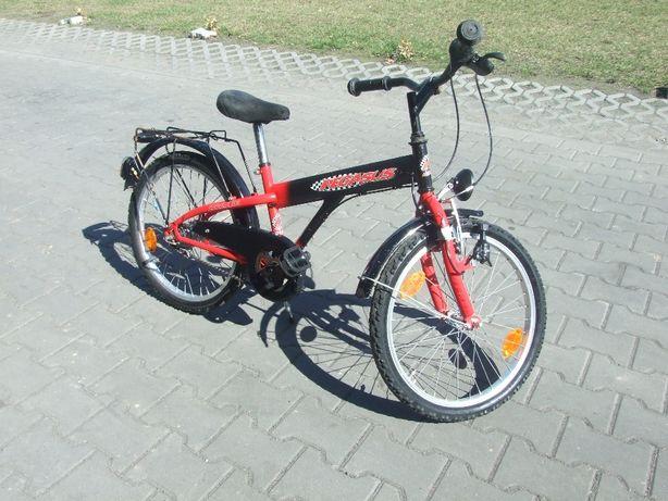 Rower Dziecięce Firma Pegasus Youngster 20 calowy 3 biegowy
