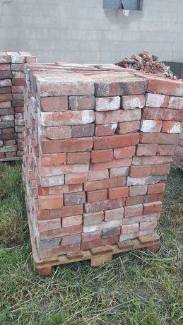 Cegły rozbiórkowe