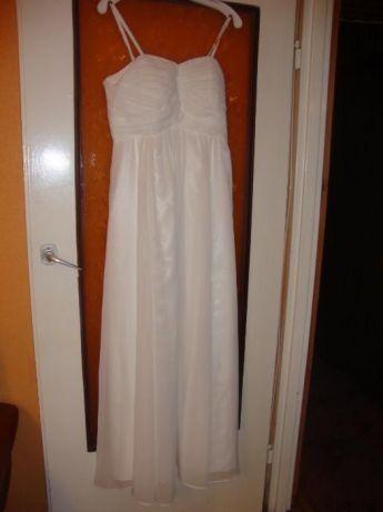 Nowa suknia ślubna rozm.38 z regulacją Jarocin