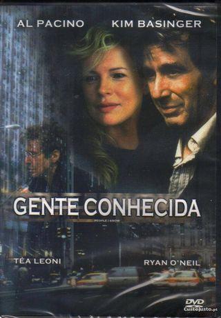 Dvd NOVO Gente Conhecida SELADO Filme Al Pacino ENTREGA JÁ k Basinger