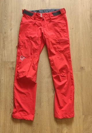 Spodnie trekkingowe wspinaczkowe NORRONA Bitihorn flex 1 r.M jak nowe