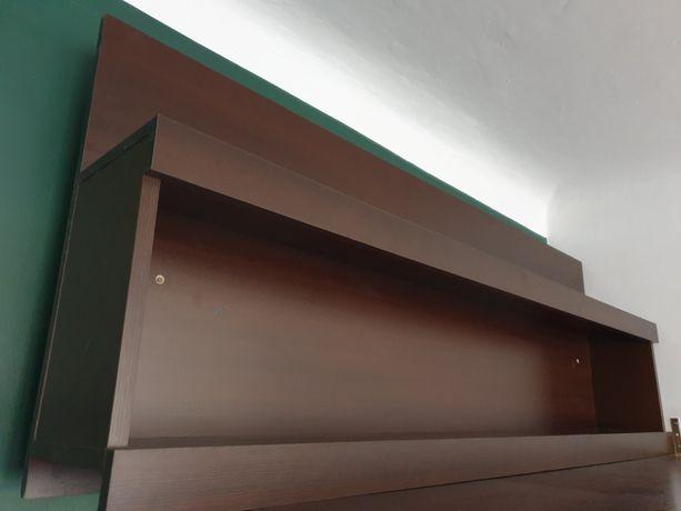 Półka wisząca,  półka na książki