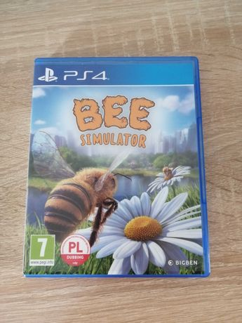 Gra Bee Simulator na PS4