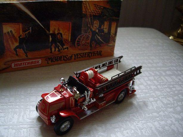 Matchbox Yesteryear MACK AC FIRE ENGINE 1920 STRAŻ
