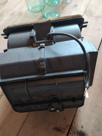 Печка таврия, славута корпус с двигателем