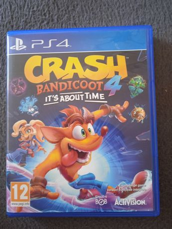Crash bandicot 4 PS4